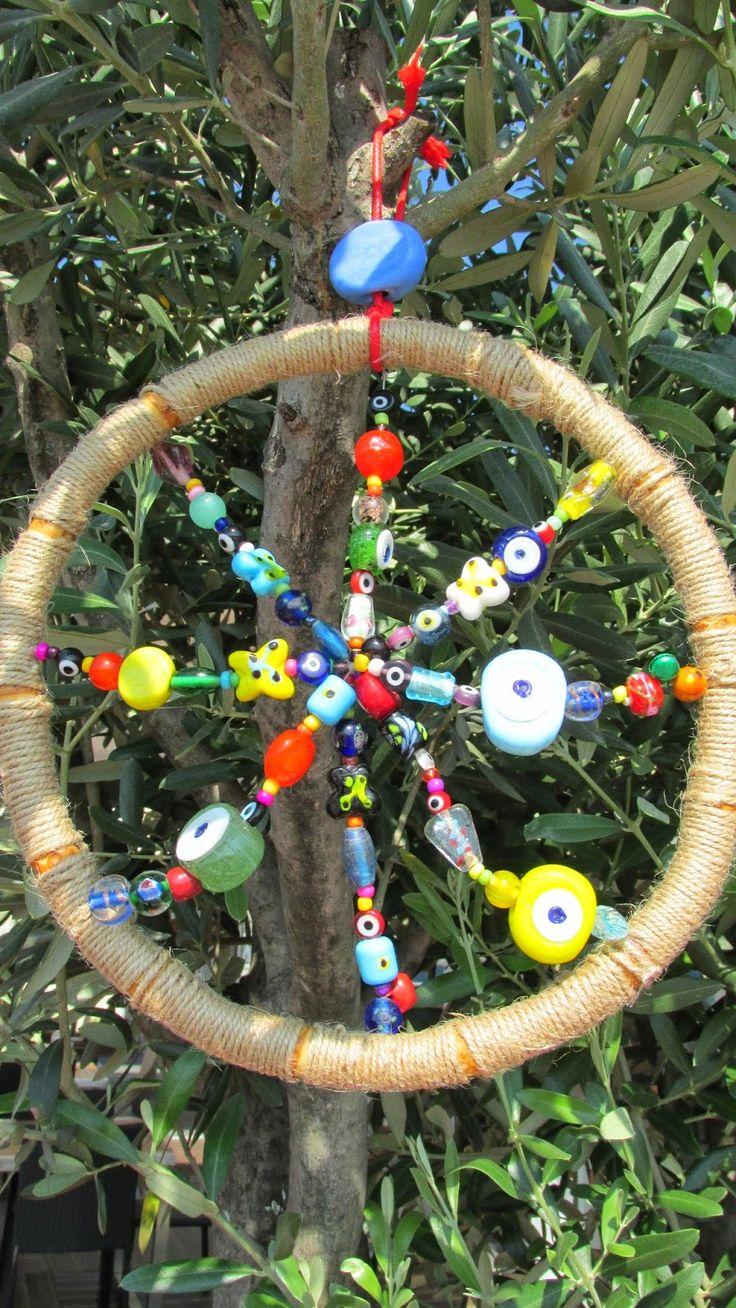 tree decoration for summer, ağaç süslemesi