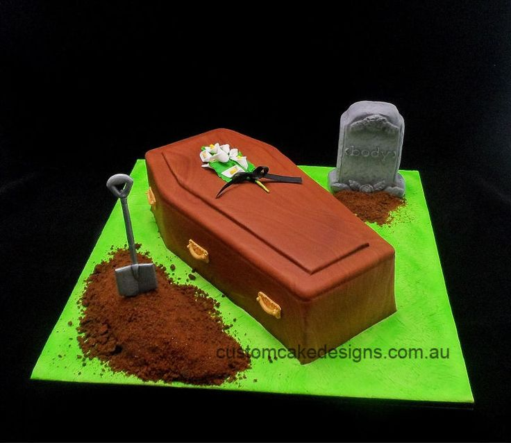 coffin cake template - 12 best over the hill cakes images on pinterest birthday