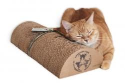 XL Kitty Speed Bumps™ from Catpods.com - much nicer than a scratching post & made from cardboard