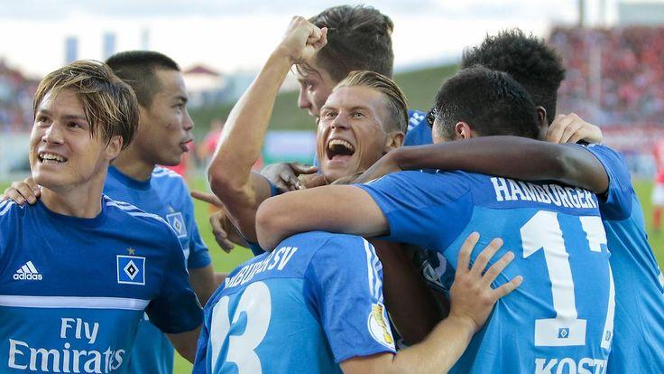 Sandhausen bezwingt Paderborn: HSV quält sich zu Sieg über Zwickau