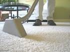 Homemade solution for carpet cleaning machine.