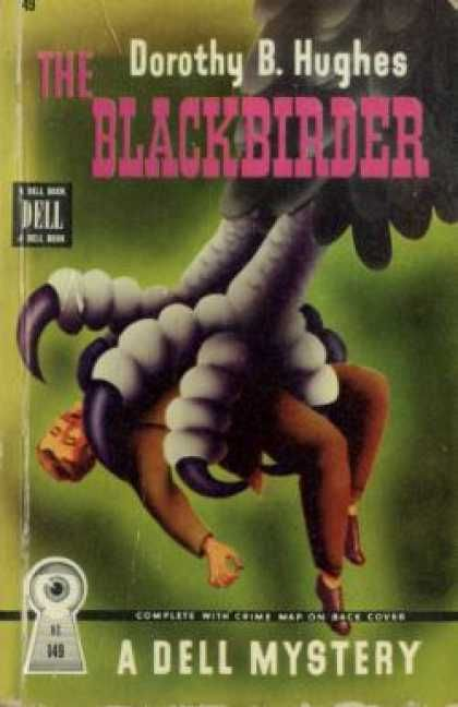 The Blackbirder by Dorothy B. Hughes. Gerald Gregg cover art.