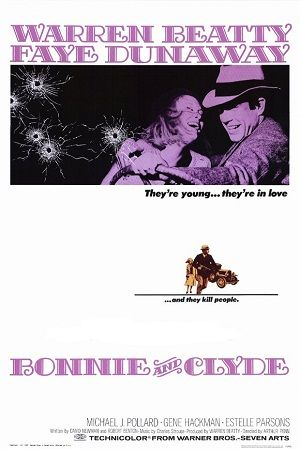 If you want to know about one of history's most famous criminals and witness the unique and heartbreaking relationship that grows between these criminals, watch Bonnie and Clyde