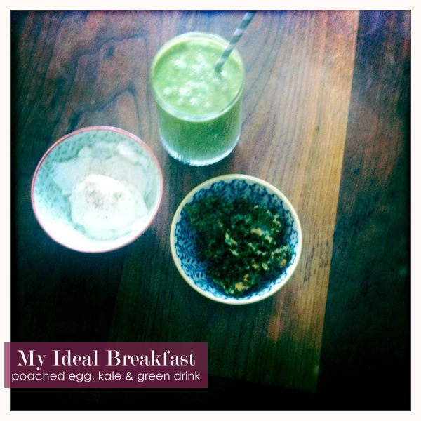 Protein & Green Breakfast | Green drink recipes, Candida ...