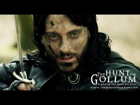 TᕼE ᕼᑌᑎT ᖴOᖇ GOᒪᒪᑌᗰ (38 min) Return to Middle-earth with unofficial LOTR prequel The Hunt For Gollum - based on the appendices of The Lord Of The Rings. This redux version with enhanced sound and picture is the final director's cut of this award winning independent adaptation. (2009) 1080 HD Genre;Action/Adventure/Fantasy Rated; R Stars: Adrian Webster, Arin Alldridge, Patrick O'Connor |