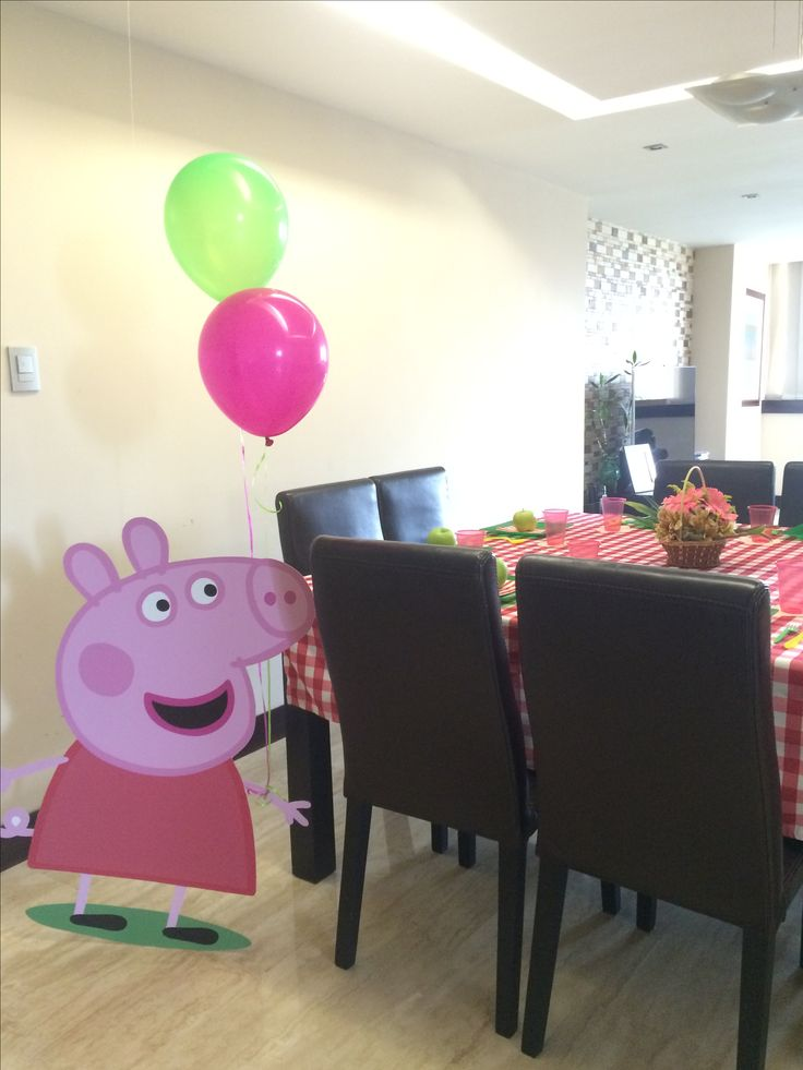 Peppa Pig Picnic Party