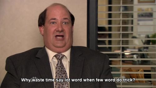 """The Office...this was my favorite show until """"michael scott"""" left :(  come back steve!!!"""