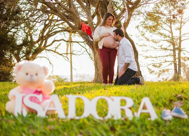 Paulo Eliezer & Andressa Izaguirry - Fotografia - Blog - Juliana + Maicon=Isadora   Book Gestante