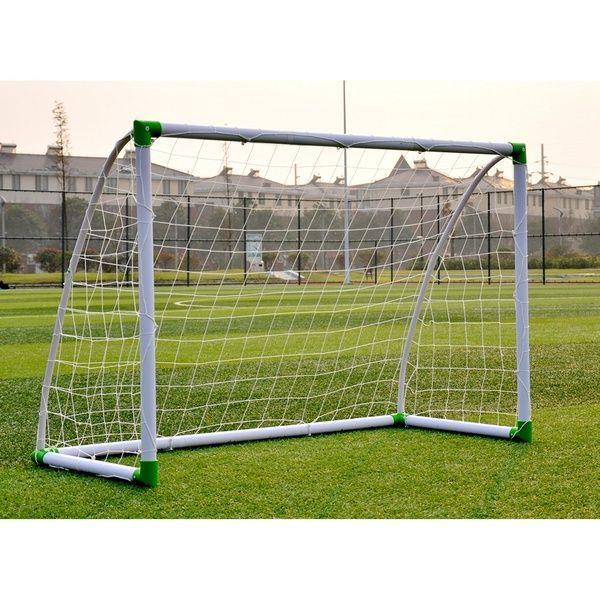 4 X 2 6 Portable Football Goal Soccer Net Frame Quick Sport Training Wish Bodentrampolin In 2020 Soccer Goal Goals Football Soccer Pro