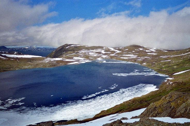 The Trollheim Triangle, Oppdal, Norway
