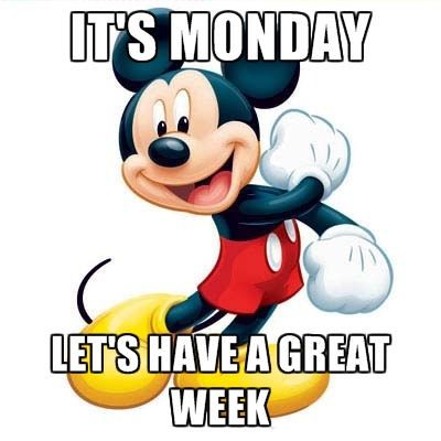 its Monday quotes quote micky mouse monday days of the week monday quotes happy monday its monday