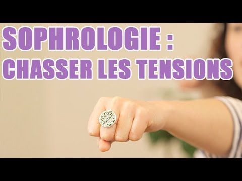 Exercice pour chasser les tensions (sophrologie)