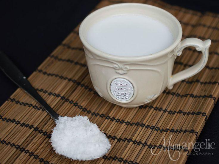 Γάλα καρύδας (φτιάξ' το μόνος σου)