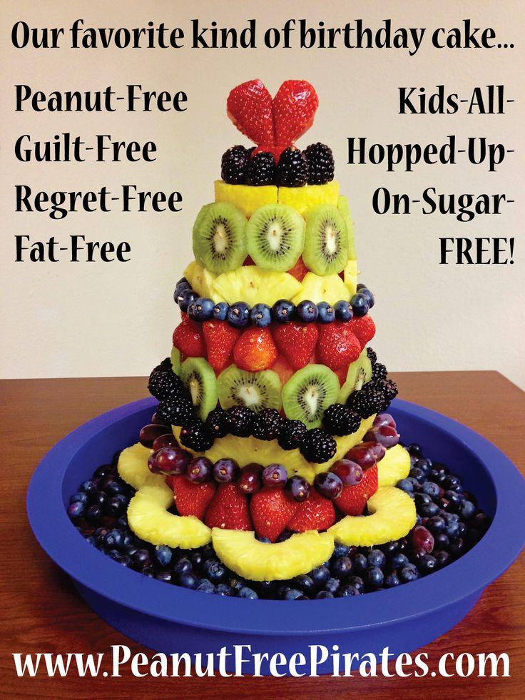 Allergy Free Birthday Cake Recipe