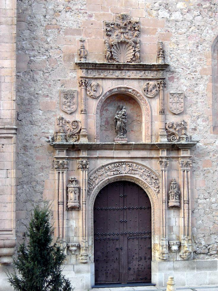 Convento de las Dueñas, Salamanca.