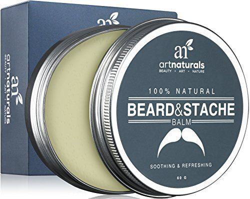 ArtNaturals Beard and Mustache Balm Review