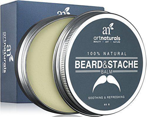 ArtNaturals Beard and Mustache Balm Review