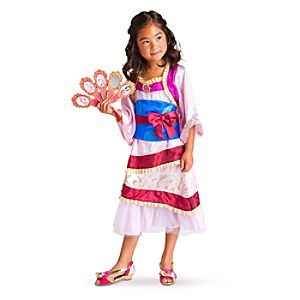 Mulan Costume Collection for Girls