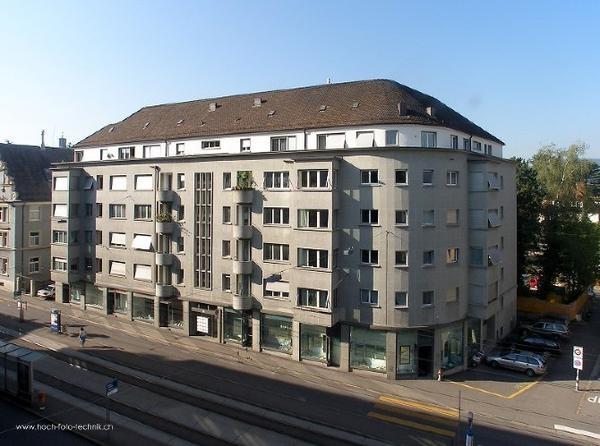 Buslinie 31 - Signaustrasse / Zürich