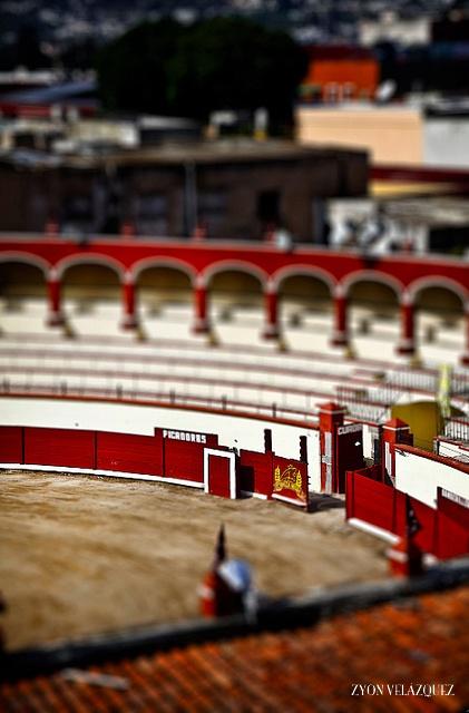 Plaza de Toros Miniature!