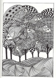 Zentangle Doodle Patterns - Bing Images