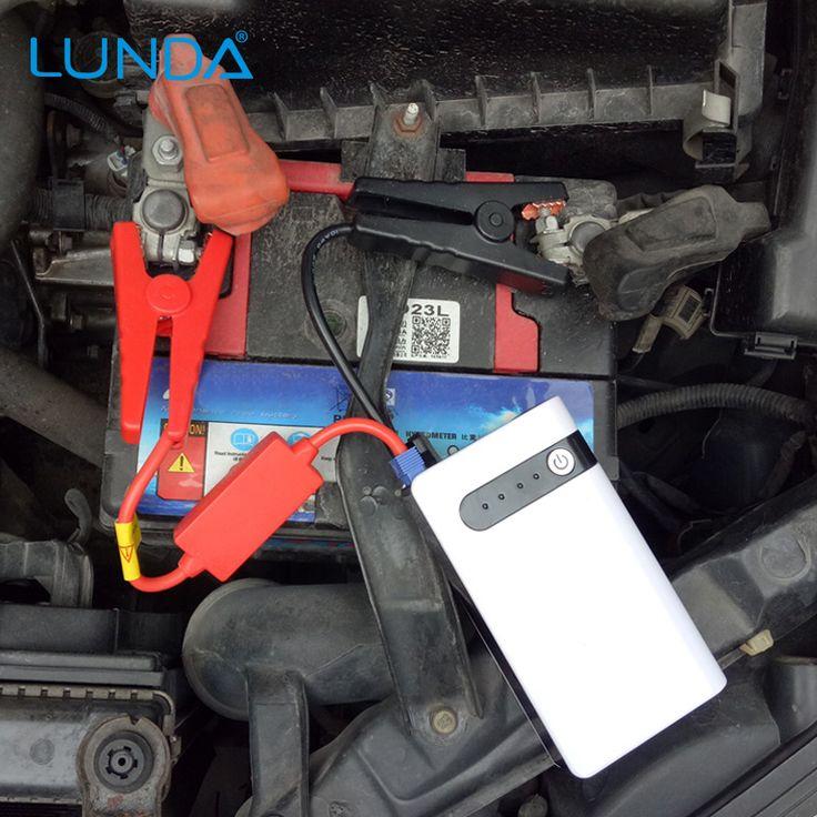 Лунда Пусковые устройства 8000 мАч 12 В автомобиль скачок стартер Портативный Запасные Аккумуляторы для телефонов мини аварийного руля автомобиля Батарея автомобиля Зарядное устройство к 2.0L автомобилякупить в магазине LUNDA Official StoreнаAliExpress
