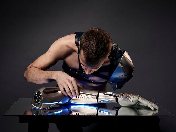 bionic man alternative limb project