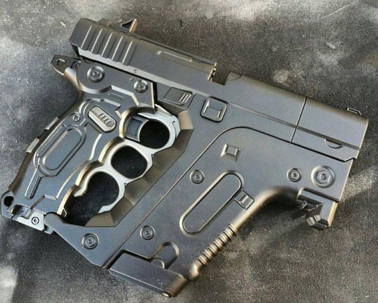 Vector Rifle Receiver