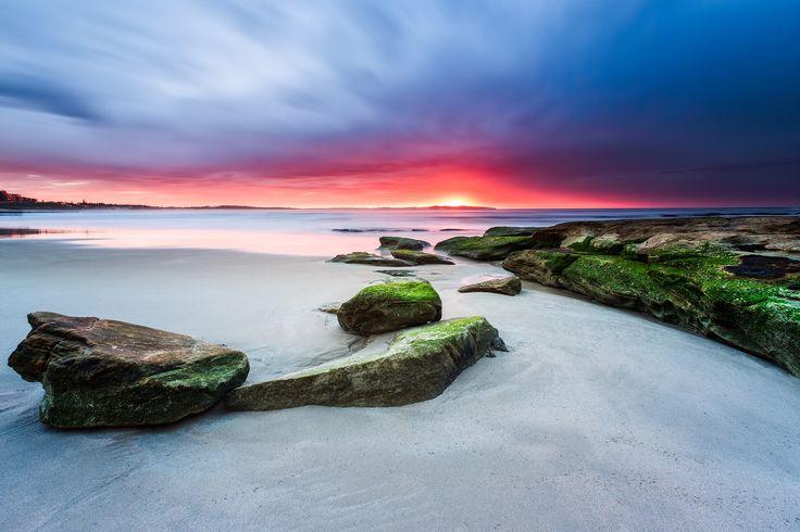 Morning Glow - Cronulla