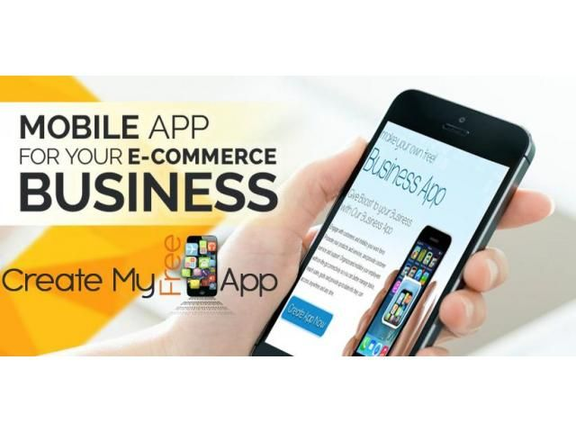 Free business mobile app creator lets you design and publish android & iOS apps on popular app stores.(360) 650-3000 support@createmyfreeapp.com http://www.createmyfreeapp.com/free-business-mobile-app-creator.php