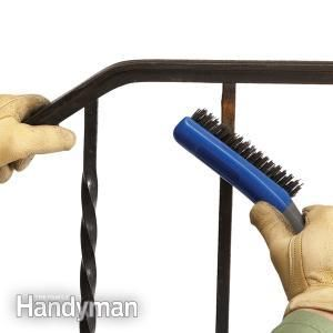 Got rust? Family Handyman can show you how to get rid of it and restore metal before painting.