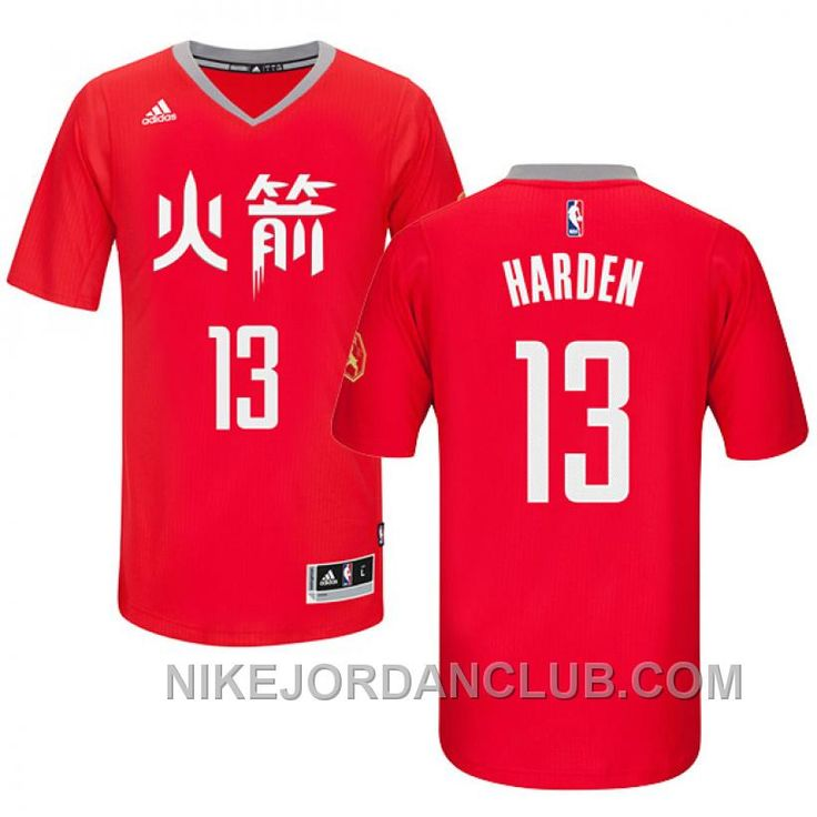 http://www.nikejordanclub.com/james-harden-houston-rockets-13-chinese-new-year-red-jersey-lastest.html JAMES HARDEN HOUSTON ROCKETS #13 CHINESE NEW YEAR RED JERSEY LASTEST Only $89.00 , Free Shipping!