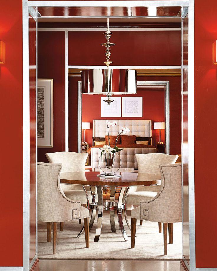 bernhardt delaney dining furniture