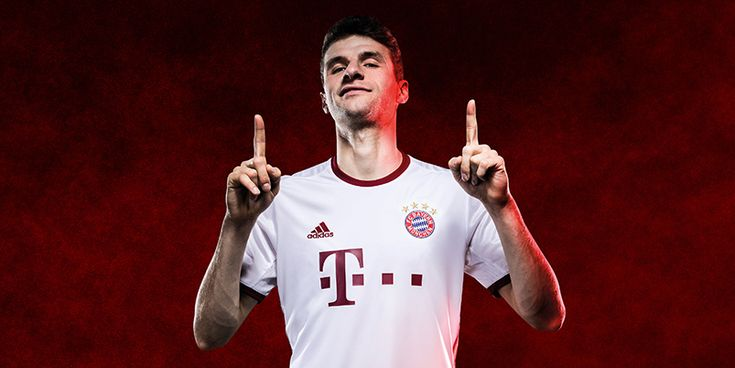 Bayern Munich Unveil 2016/17 Third Kit