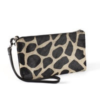 GYRITH giraffe  Lovely clutch made from real cow skin with giraffe print.  A fun way to add to your every day or party outfit that really makes you stand out!    Price: 349 DKK / 49 €