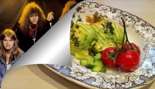 Fiori di Zucca Ripieni alla Helloween / Helloween Filled Zucchini Flowers