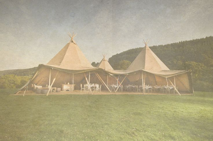 Tipi Hire for Weddings, Parties & EventsEvent in a Tent |