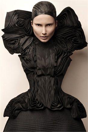 Thread, Fashion and Costume: Nino Chubinishvili II