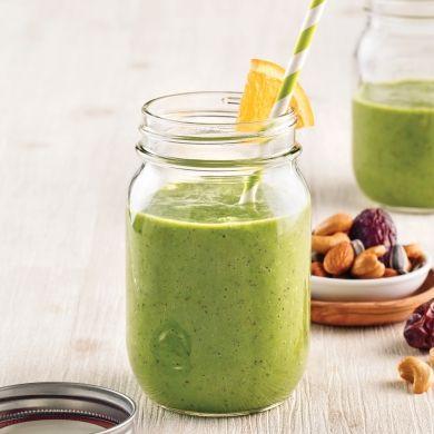 Smoothie vert - Recettes - Cuisine et nutrition - Pratico Pratique