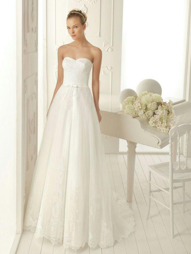 181 besten wedding dresses!! Bilder auf Pinterest   Hochzeitskleider ...