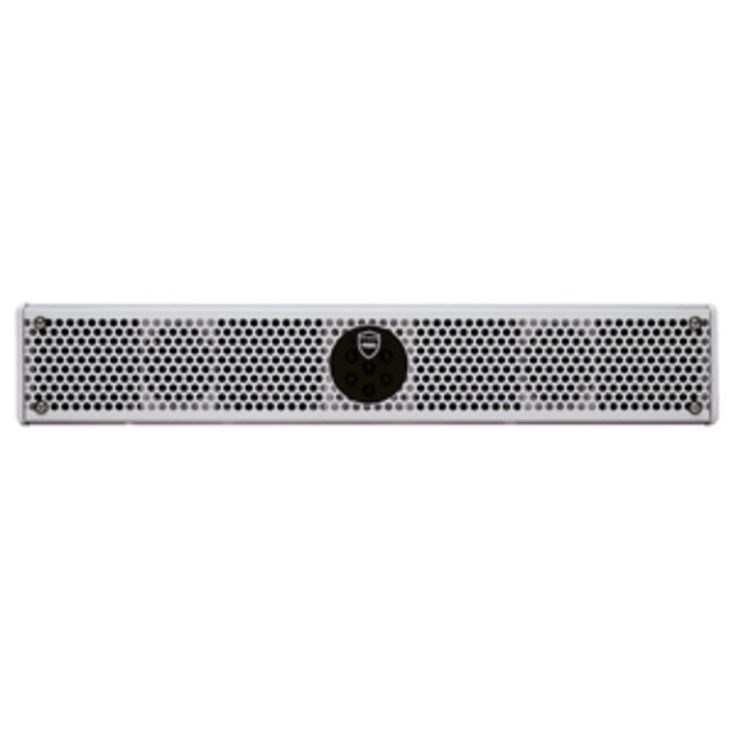 Wet Sounds Stealth 6 Ultra Series Bluetooth Enabled Amplified Speaker Sound Bar - White