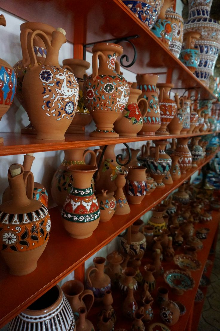 #Pottery finished #Rhodes #Island #Greece