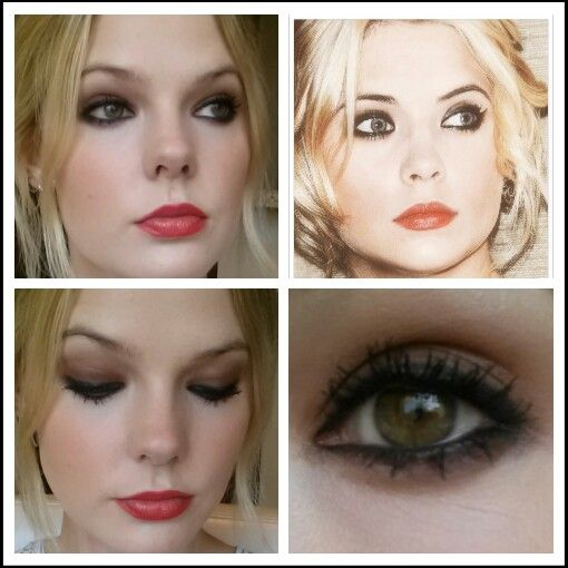 mallory1712 - Ashley Benson makeup look