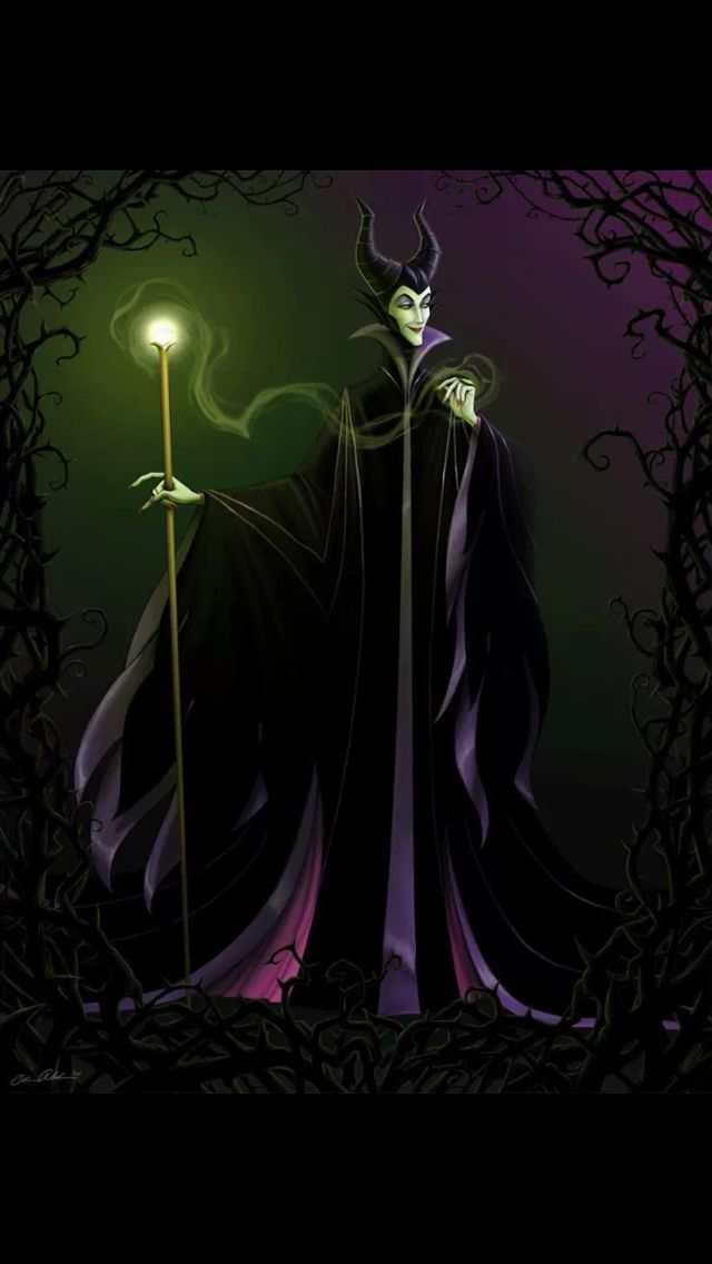 Maleficent. I can't wait for the new movie with Angelina Jolie to come out this summer!!