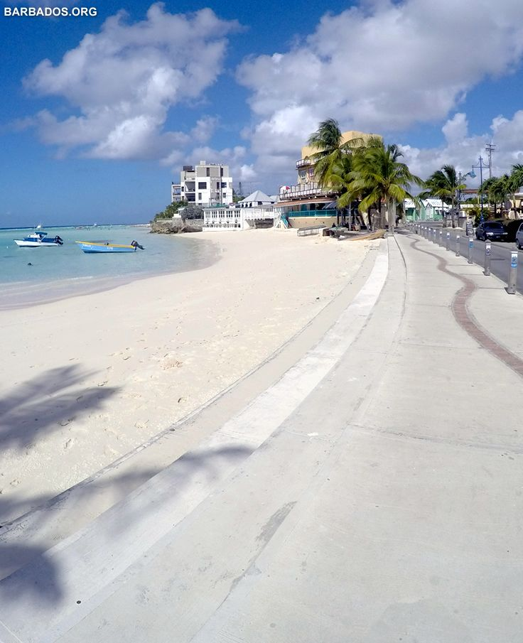 St.Lawrence Gap boardwalk... a lovely spot any time of the day :)   #Barbados