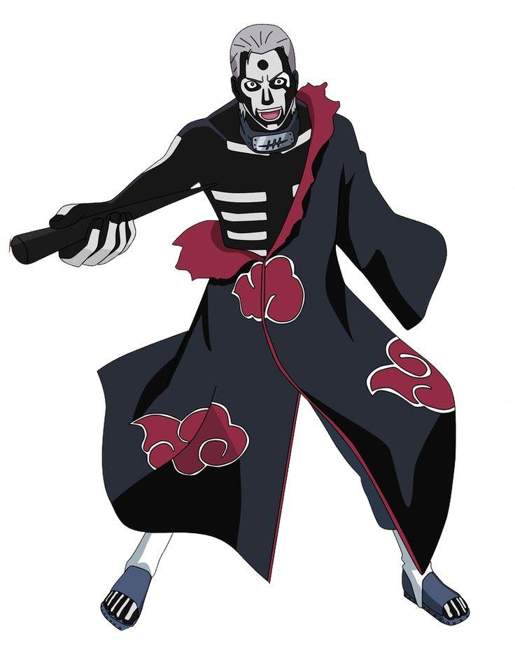 Render Naruto - Renders hidan malediction