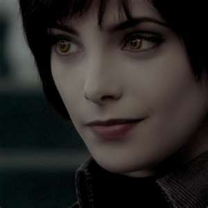 Alice Cullen (Ashley Green)- Twilight...Austin is secretly on love with her.