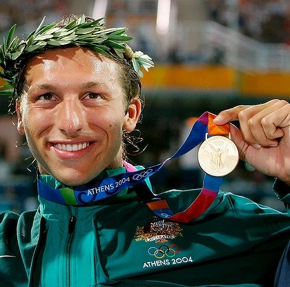 Before there was Michael Phelps, there was Ian Thorpe.