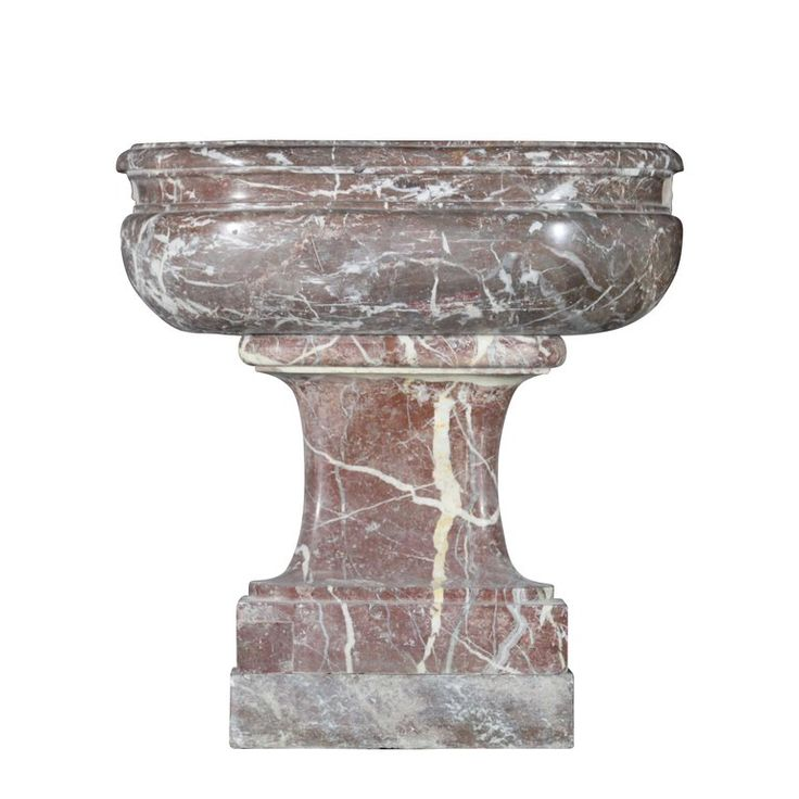 1stdibs Planter / Jardiniere – 18Th Century Wine Champagne Cooler French Louis Xiv Marble