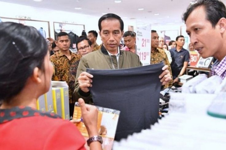 Jokowi Ranks Fifth Among the World's Most Followed Leaders on Instagram | Jakarta Globe